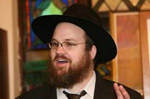 Rabbi Asher Crispe